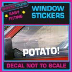 POTATO KEITH LEMON CAR WINDOW VINYL STICKER DECAL GRAPHICS NOVELTY GIFT - 160655156728